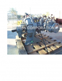 Coppus Steam Turbines RLA22L