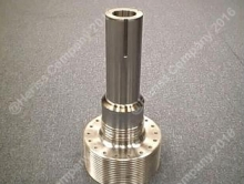 171404-1 Shaft for SOLAR'' GAS COMPRESSOR TYPE C 160